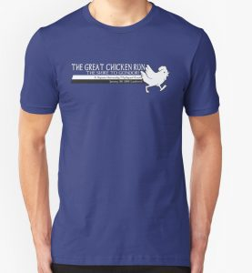 2016 Great Chicken Run: Men's Shirt