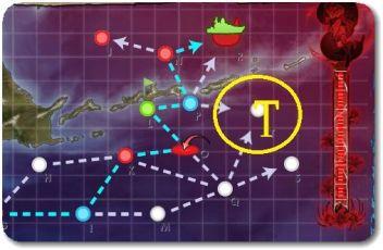 艦これ2017春イベE2戦力ゲージ攻略編成装備-艦隊集結!単冠湾泊地へ