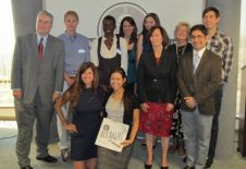 Sacramento Press Club Scholarship Winners. 2012.