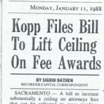 knopp files bill to