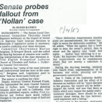 senate probes fallout from