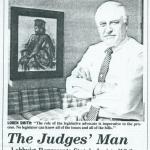 the judges man