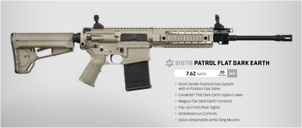 recommendations for next rifle