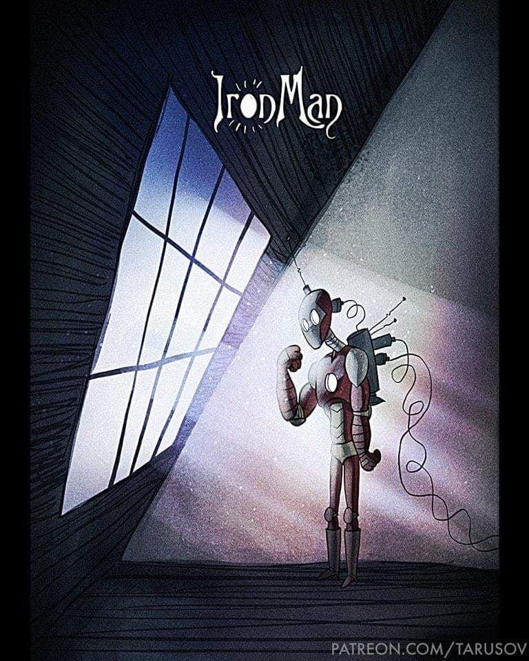 Iron Man - Tarusov