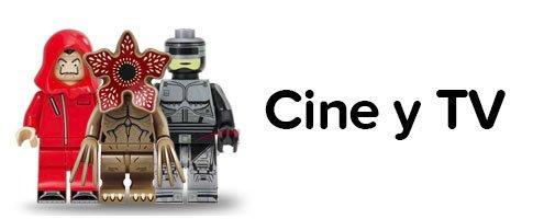 Minifiguras Cine y TV