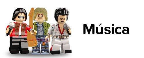 Minifiguras Música
