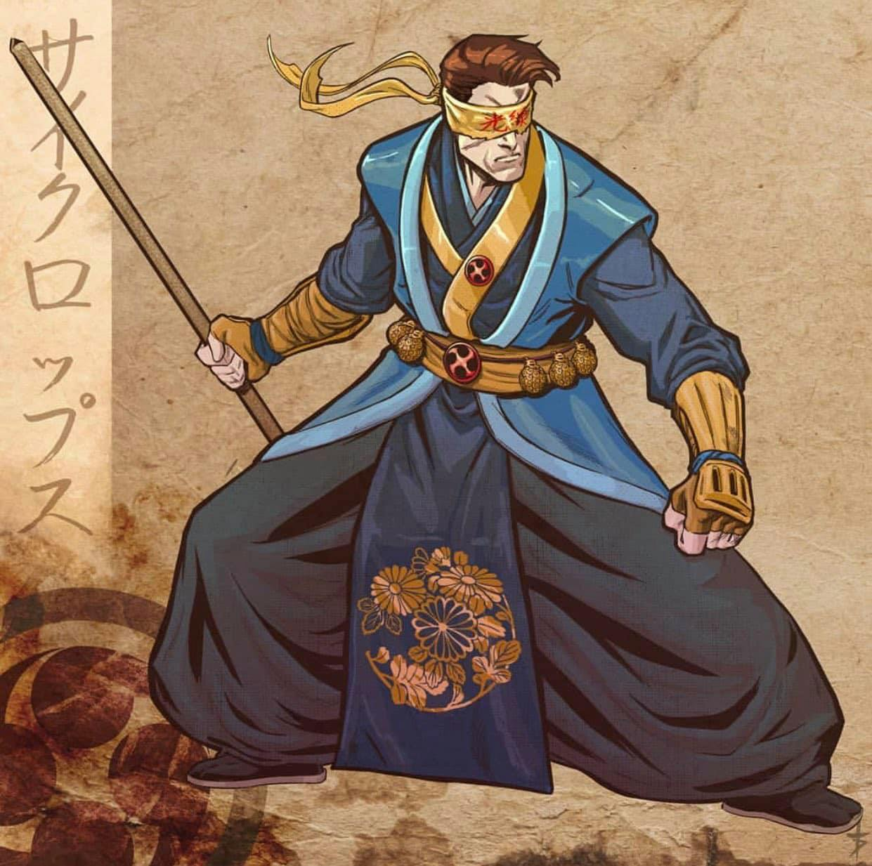 Cíclope Samurai