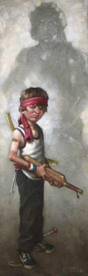 Craig Davison - Rambo