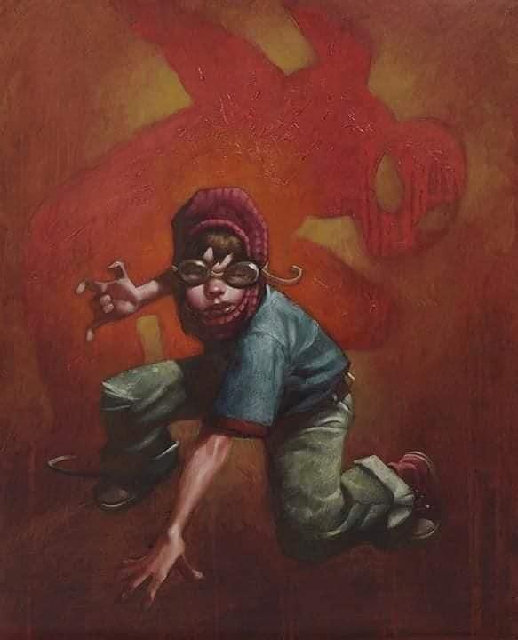 Craig Davison - Spiderman