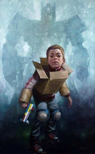 Craig Davison - Transformers