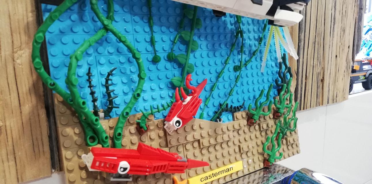 El tesoro de Rackham el Rojo Lego - 05