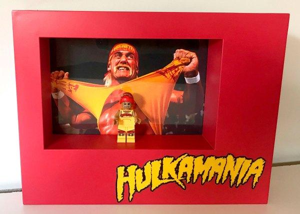 Cuadro Hulk Hogan