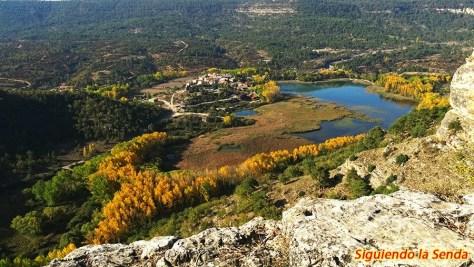 Vuelta a la laguna de Uña - 2020 Siguiendo la Senda - blog de viajes y  senderismo