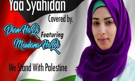 Lirik Ya Syahidan – We Stand With Palestine