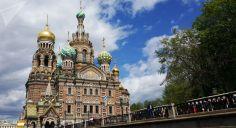 روسيا. كنيسة في بطرسبورغ بين أفضل 10 مواقع ثقافية في العالم