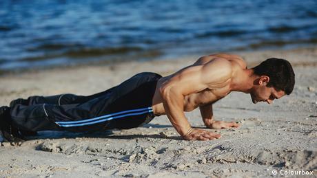 بناء عضلات الجسم