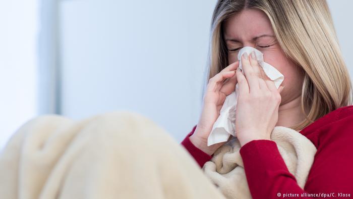 ما هي أهم أعراض الإنفلونزا؟