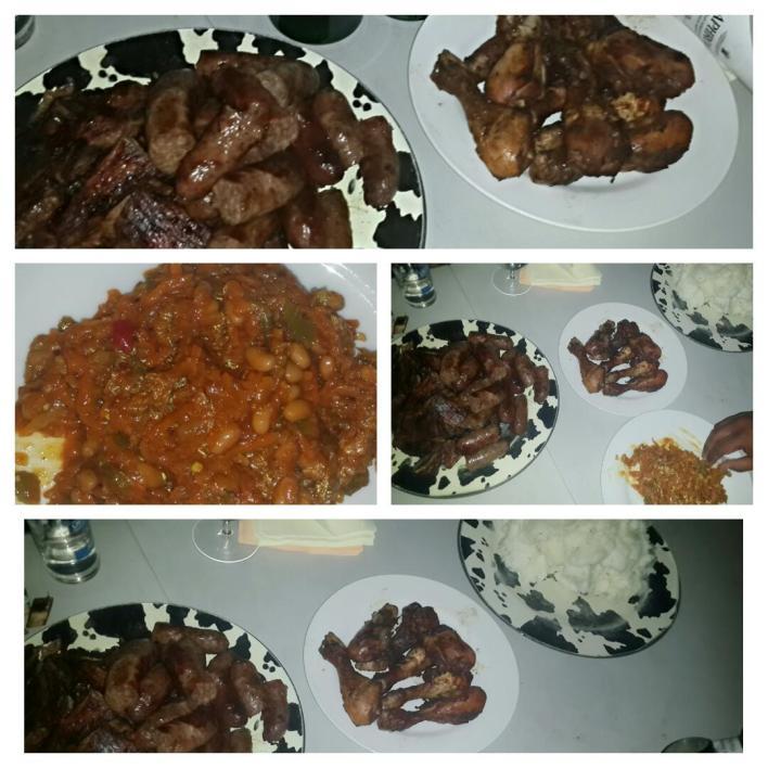 Lichaba food