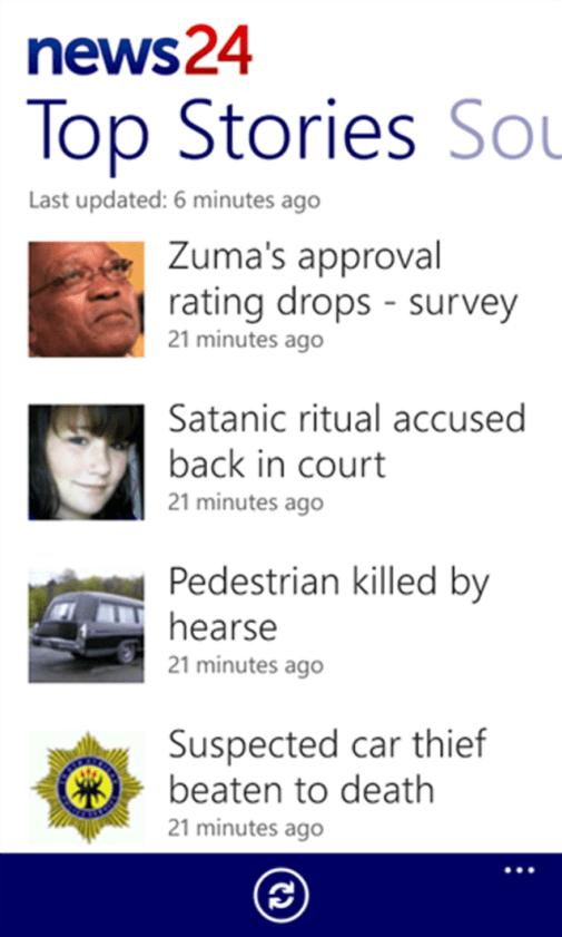 News24 App.