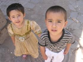Adorable kids