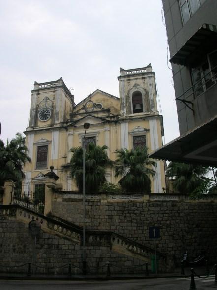 St Lorenzo Church