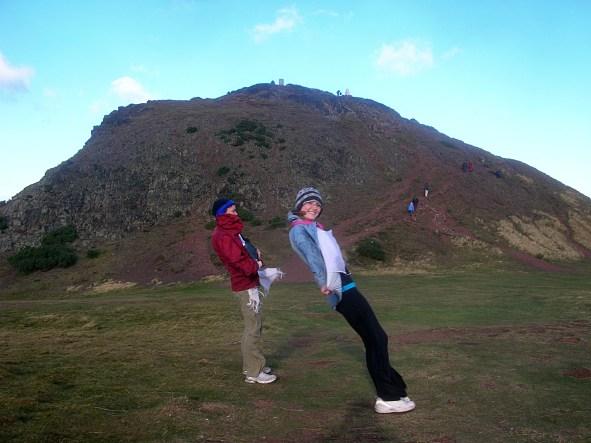 Very windy Scotland