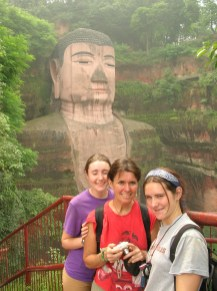 Largest sitting Buddha - Leshan
