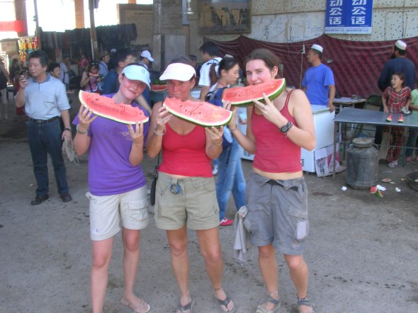 Now that is a piece of watermelon