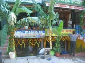 Decor for the Diwali Festival