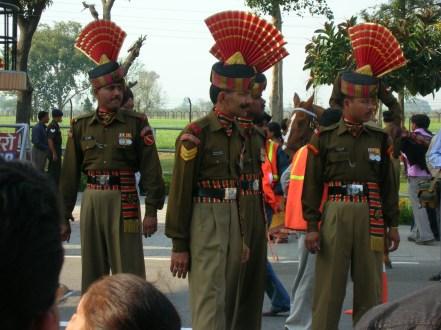 border guards Amristar