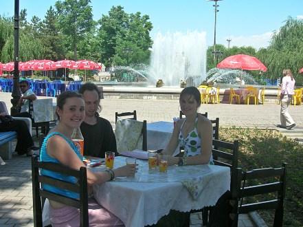 Lunch - Tashkent