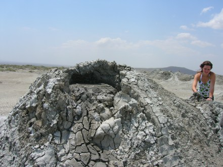 World Heritage/UNESCO site: Gobustan National Park.