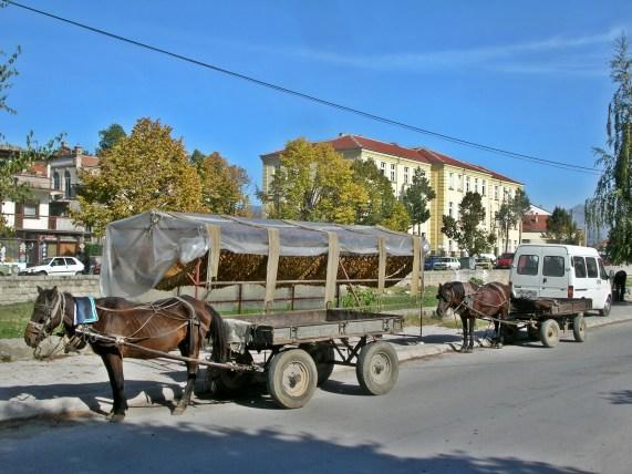 Tobacco carts