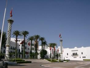 Royal palace, Tétouan, Morocco