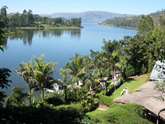 Lake Bunyoni, Uganda