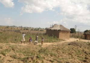 small villages, Angola