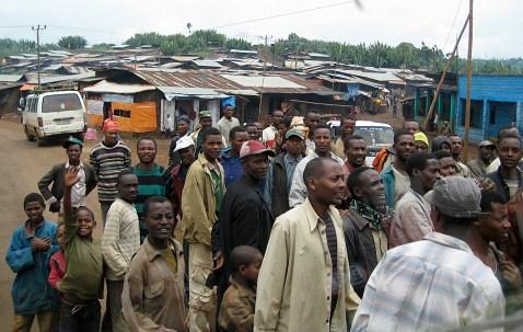 Overlanding through Ethiopia