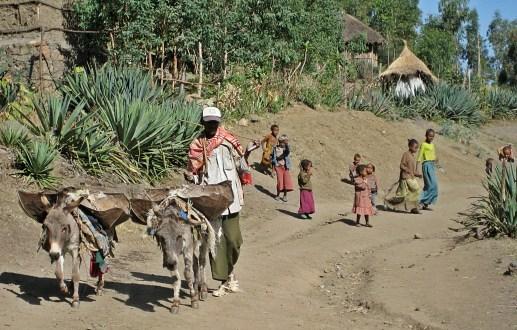 Overlanding through Ethiopia, Lalibela