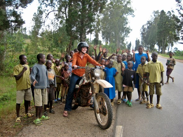 Rwanda - Savannah Grace