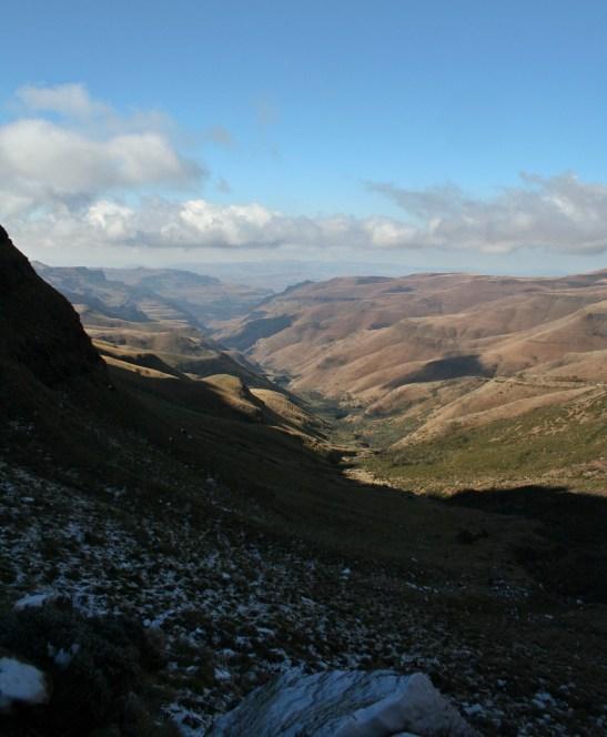 Drakensbergs Mountains