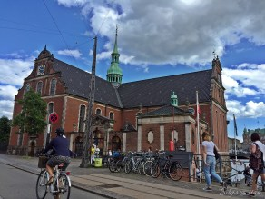 The Church of Holmen in Copenhagen