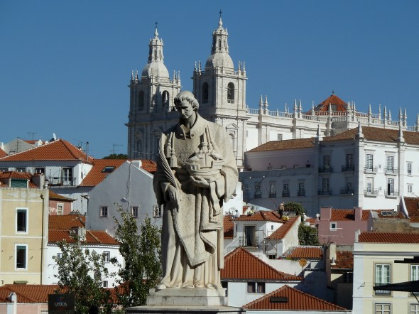 Monastery de Saint Vicente de Fora