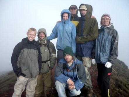 Mt Cameroon hiking, Cameroon