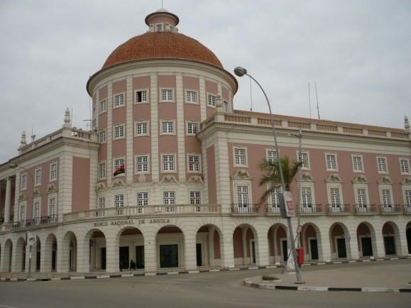 Angola Reserve Bank (BNA) Luanda,Angola