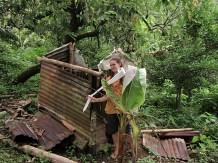 toilets, Cameroon