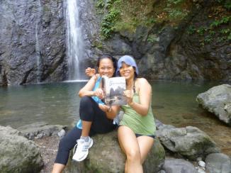 PHILIPPINES - Antique forest