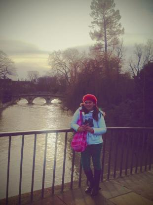 U.K., Cambridge River, Cambridge -