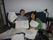 Doing Math to finish High School with Sandra