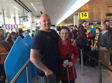 Leaving on a jet plane to Lima, Peru.  Savannah Grace