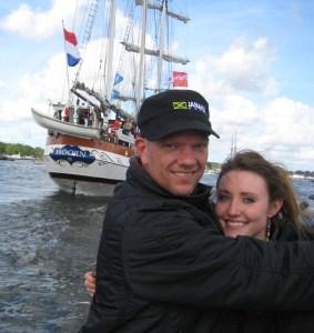 Savannah Grace, Holland